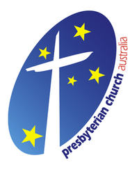 This image has an empty alt attribute; its file name is 200px-Logo_presbyterian_church_of_australia.png